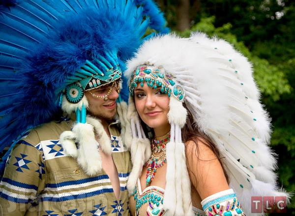 Native American Wedding Dresses for Bride