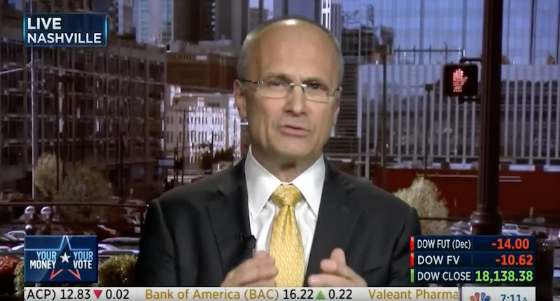 Andy Puzder (YouTube).