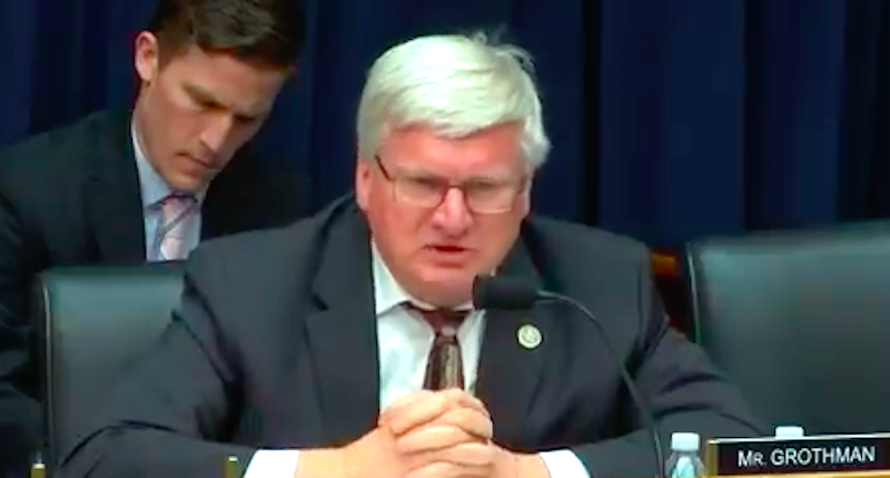 Rep. Glenn Grothman (YouTube).