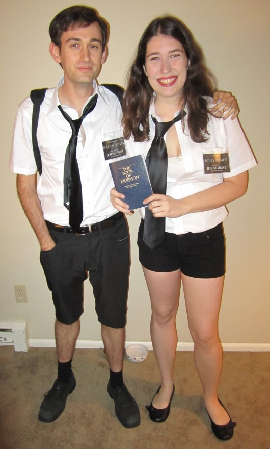 14 thoughts on hot halloween idea mormon missionary - Mormon Halloween Costumes