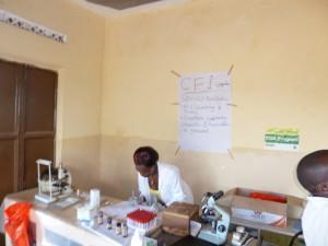 2013, Uganda, CFI centre3