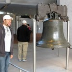 Ian and the Liberty Bell