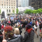 Crowd at VAG