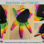 Rainbow Cuttlefish
