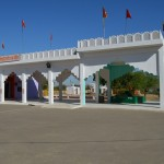 The Tanot Mata temple.