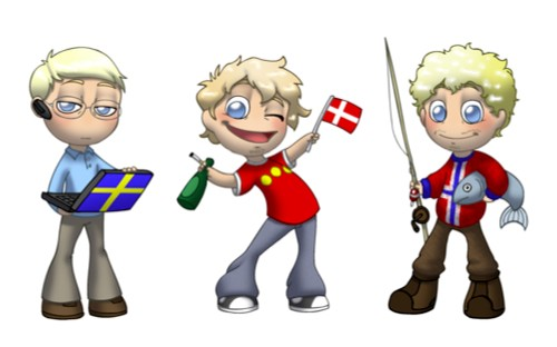 scandinavian people stereotypes now at last the stereotypes