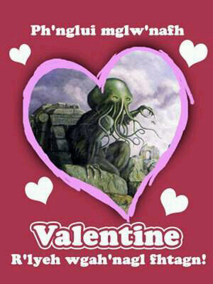 cthulhuvalentine