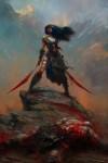 Barbarian-woman