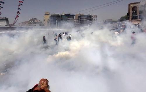 teargasistanbul