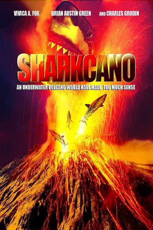 sharkcano