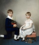 Charles_and_Catherine_Darwin,_1816,_by_Sharples
