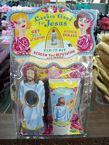 Lookin' good for Jesus!