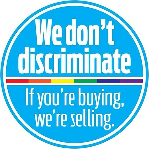 We-dont-discriminate-sticker