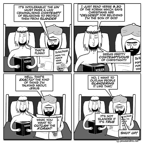 Jesus & Mo