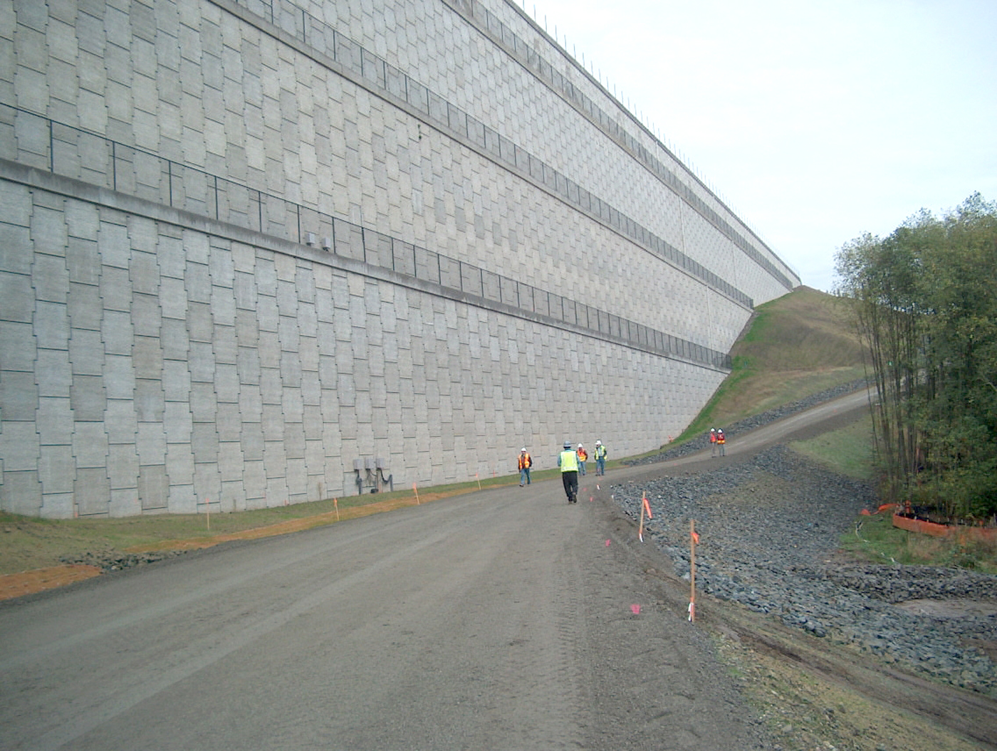 Wall Construction In Us : My plan to get elected president