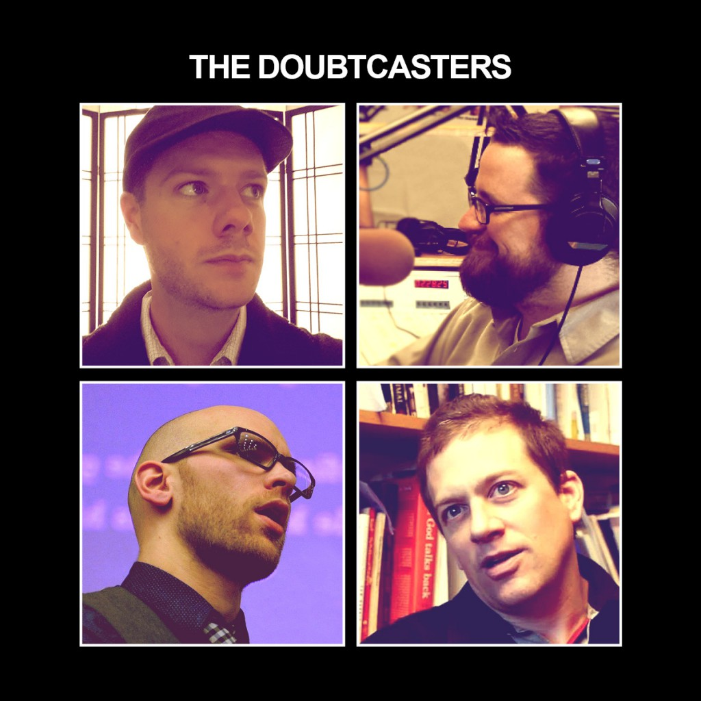 The Doubtcasters Cover Art