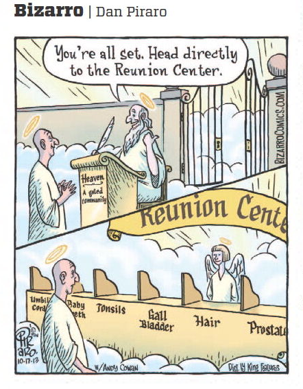heaven reunion