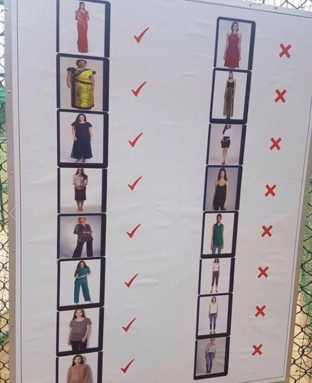 Sri Lanka regresses on women     s rights st joseph dress code