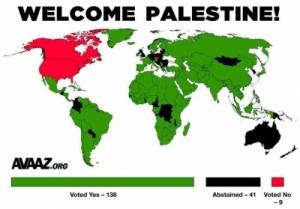 UN palestine vote