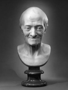 Voltaire by Houdon