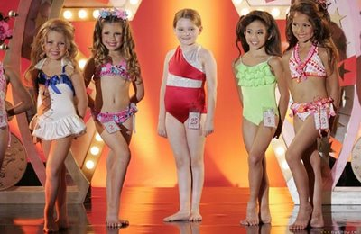 Little Girl Beauty Pageant Swimsuit
