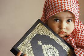 Muslim child