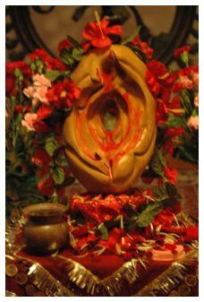Yoni Altar