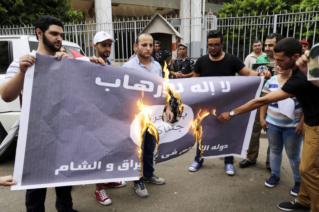 LEBANON-CONFLICT-PROTEST-ISLAMISTS
