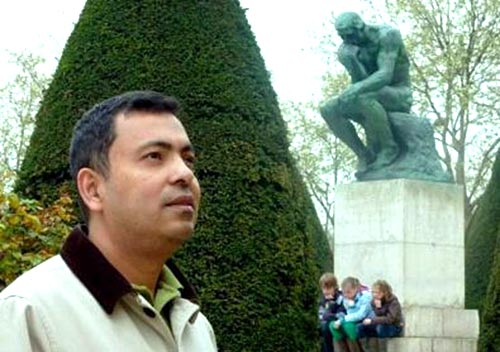 An article written by Avijit Roy, the blogger who was brutally killed by Islamic terrorists in Bangladesh.