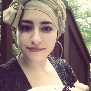 I left the hijab behind, but I still use my old scarves as fashion accessories--wraps, turbans, belts, shawls--in attempt to preserve my ethnic belonging in the face of white erosion.