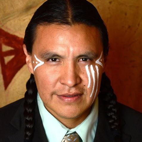 Chase Iron Eyes, courtesy of Last Real Indians.