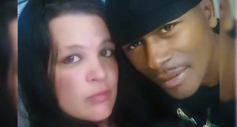 Erica Flores Dunahoo and Stanley Hoskins (Facebook)