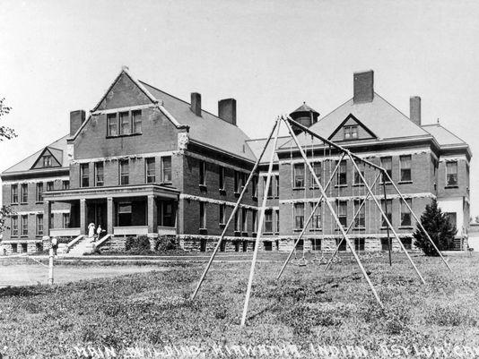 Courtesy South Dakota Historical Society Though many attempts have been made to lock up Indians, none are as notorious and depraved as what happened at the Hiawatha Asylum for Insane Indians.