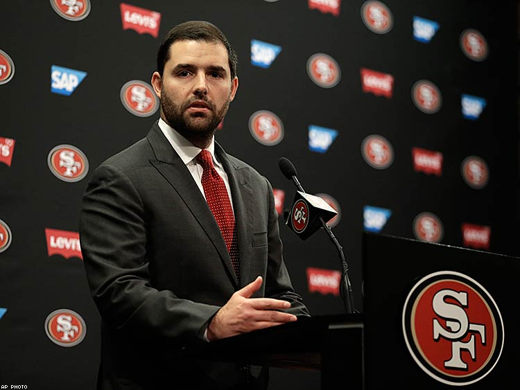 """Jed York, The CEO of the 49ers called HB 2 """"bad for our employees, bad for our fans, and bad for business."""""""
