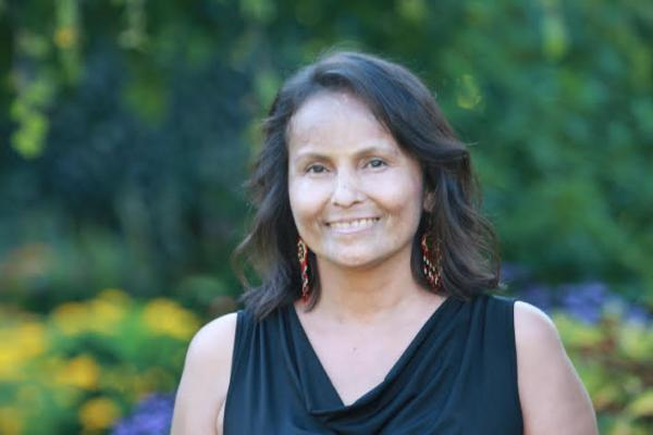 """Courtesy Tamara Starblanket """"Indigenous Peoples have the right to self-determination in international law. Minorities do not have the rights of self-determination."""""""