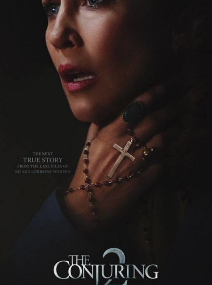 """(Photo: Grace Hill Media) """"The Conjuring 2,"""" brings to the screen another real case from the files of renowned demonologists Ed and Lorraine Warren, June 2016."""