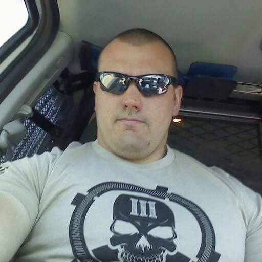 Austin Shipley, a three-year veteran of the Winslow Police Department, shot and killed Loreal Tsingine on Easter Sunday. Photo from Facebook.