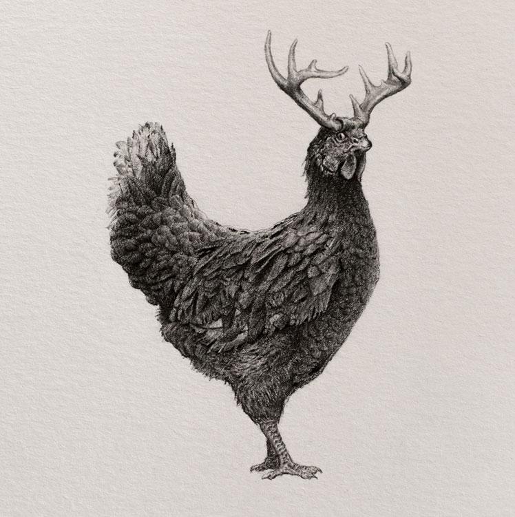 Armenian Horned Chicken.