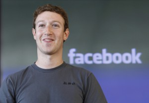Facebook CEO Mark Zuckerberg. CREDIT: AP Photo/Paul Sakuma.