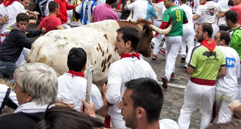 Pamplona (Shutterstock)