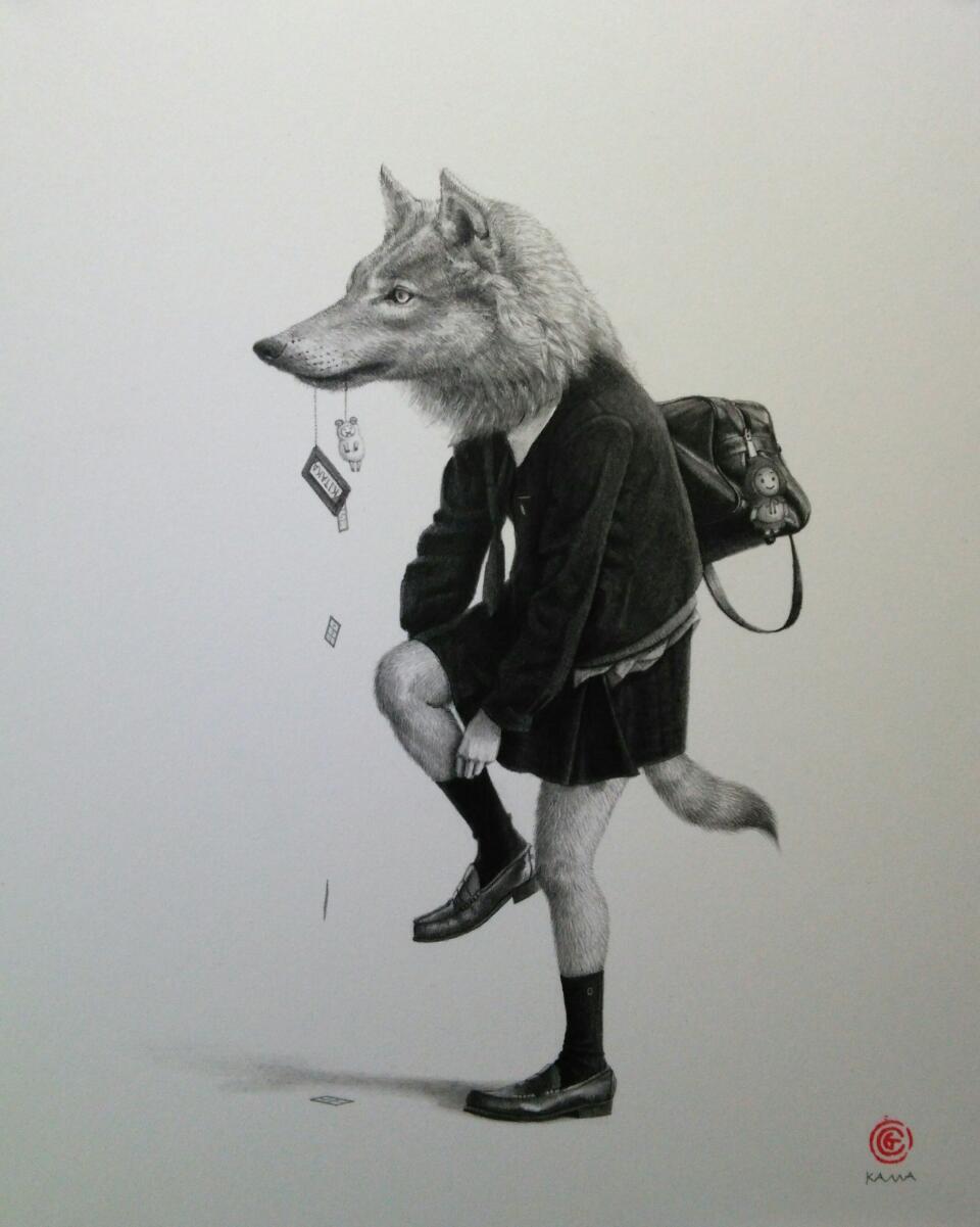 schoolgirl-animals-1