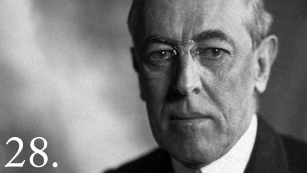 Shortly after taking office in 1913, President Thomas Woodrow Wilson delivered a phonograph address signaling a change in the relationship between the federal government and Indian tribes. Whitehouse.gov