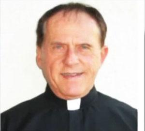 Monsignor Lawrence McGovern -- Fox 40 screenshot.