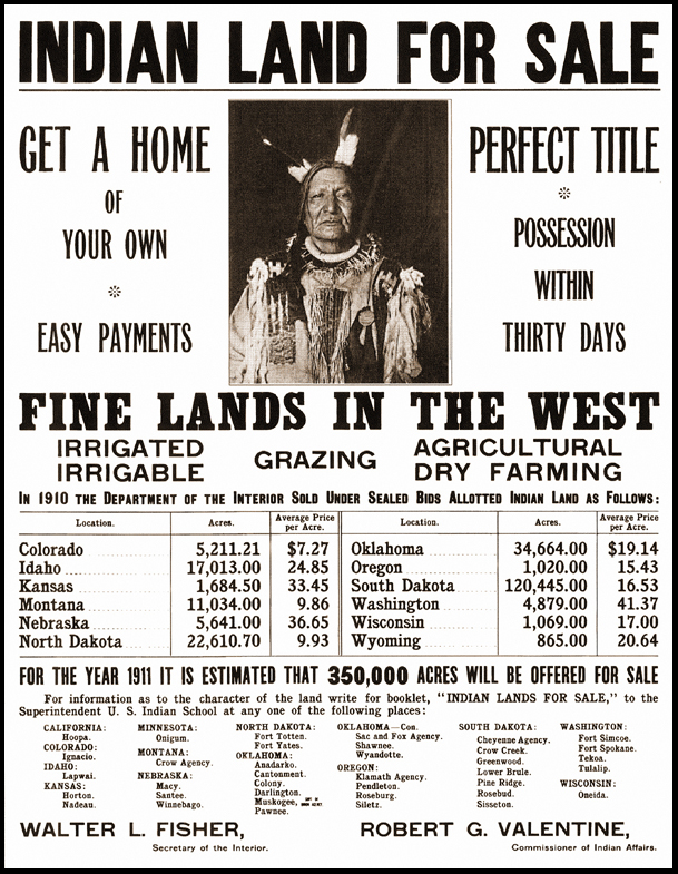 Indian Affairs Archives