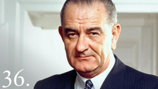 Lyndon B. Johnson. Whitehouse.gov