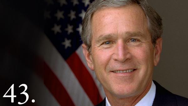 George W. Bush. Whitehouse.gov.
