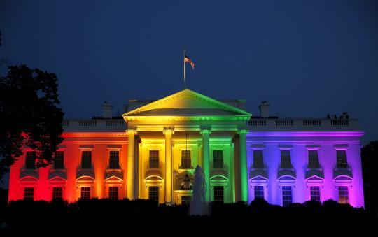 rainbow-whitehouse