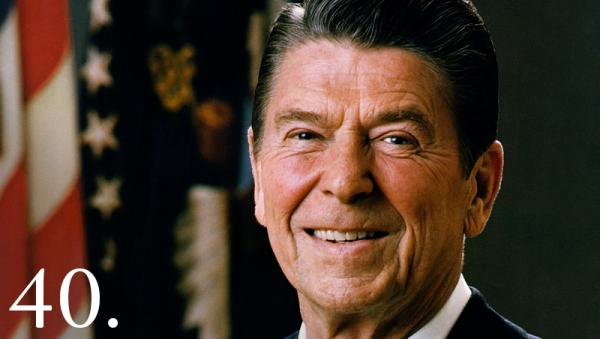 Ronald Reagan. Whitehouse.gov