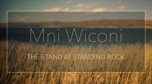 """Courtesy Standing Rock In the midst of federal government deliberations over the Dakota Access Pipeline, the Standing Rock Sioux tribe has released a short film titled """"Mni Wiconi: The Stand at Standing Rock."""""""