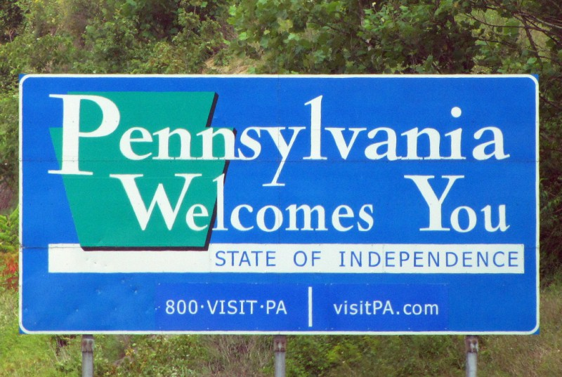 pennsylvania-sign
